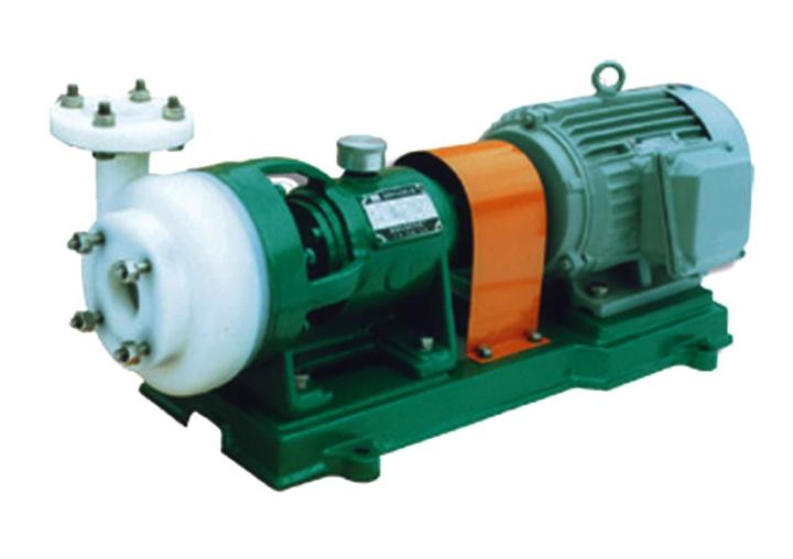 新乡泵厂带你看典型化工泵的特点和选用要求